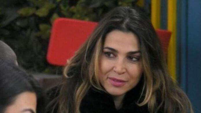 Cecilia Capriotti al GF Vip