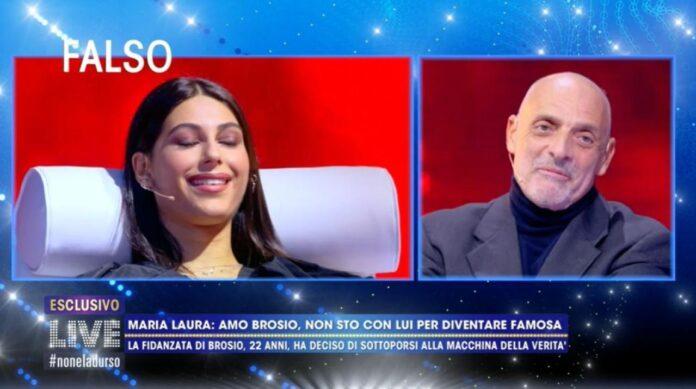Fidanzata di Paolo Brosio