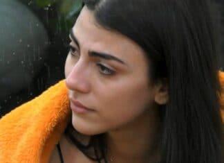 Giulia Salemi contro il regolamento del GF Vip