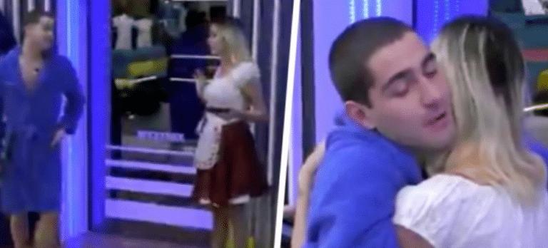 """GF Vip, Tommaso Zorzi fa piangere Stefania Orlando: """"No, è troppo indegno per te"""" (VIDEO)"""
