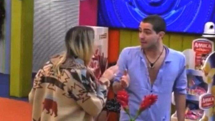 Lite tra Tommaso e Stefania