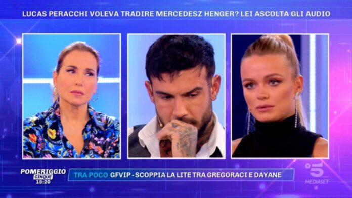 Mercedesz Henger contro Selvaggia Roma