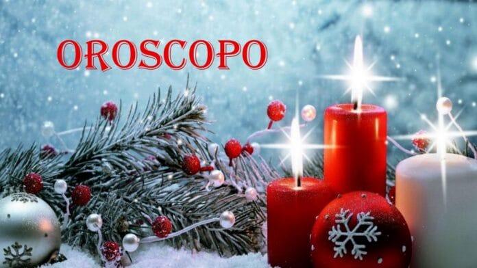 Oroscopo 25 dicembre