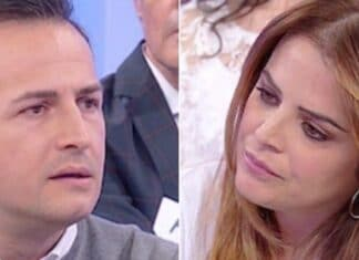 Roberta e Riccardo in crisi