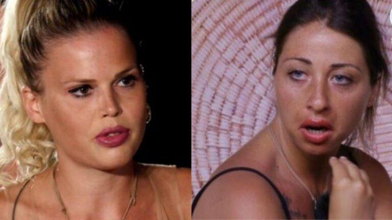 """Carlotta Dell'Isola raccomandata? L'accusa di Sofia: """"C'è un contratto dopo Temptation, perché lei è al GF Vip?"""""""