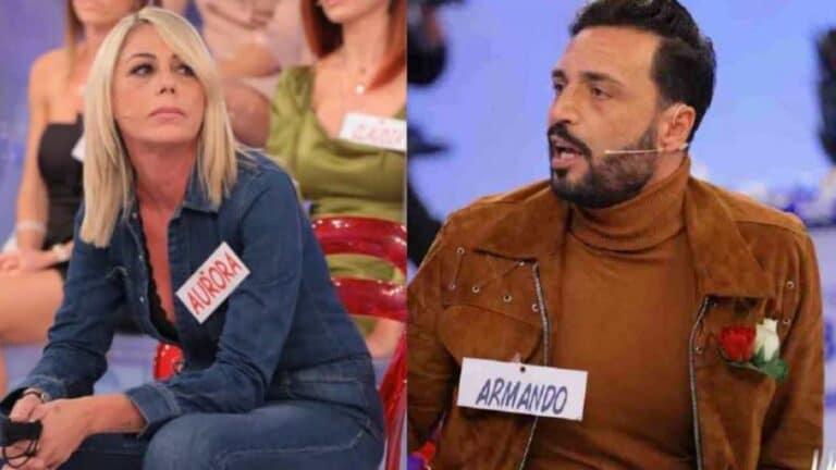 Uomini e Donne, anticipazioni mercoledì 27 gennaio: Armando accusa Aurora di esser una talpa, Davide fa piangere Chiara