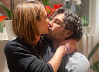 Asia Argento e Fabrizio Corona