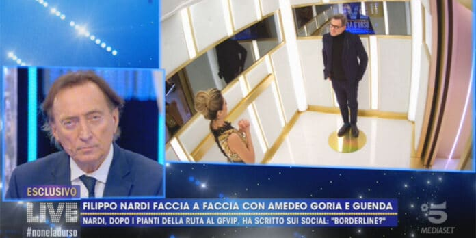 Filippo Nardi Guenda e Amedeo Goria