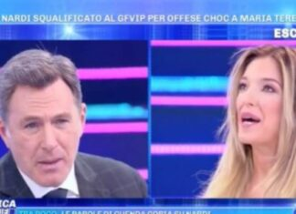 Filippo Nardi da Barbara D'Urso