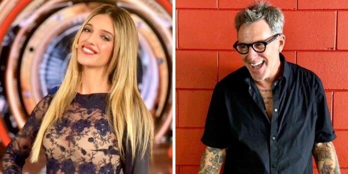 Flirt tra Guenda Goria e Filippo Nardi