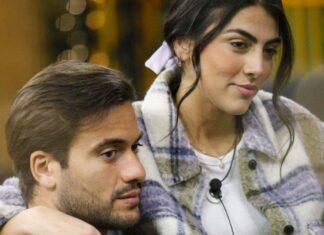 GF Vip Pierpaolo e Giulia