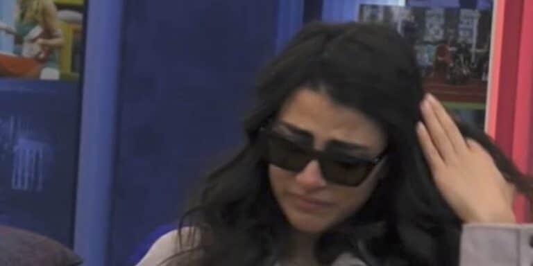 "GF Vip urla in casa: Giulia Salemi sbotta contro Tommaso: ""Sei una mer*d tu, vai a fan***o. Tu sei perfido"" (VIDEO)"