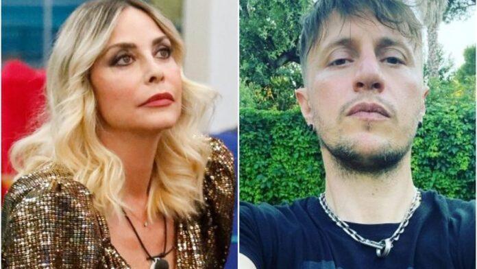 Il marito di Stefania Orlando su Andrea Roncato