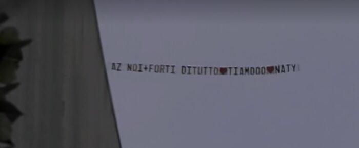 Natalia Paragoni sorprende alla finale del GF Vip: sorpresa ad Andrea Zelletta