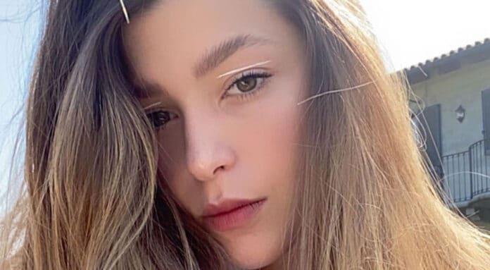 Natalia Paragoni sulla diffida