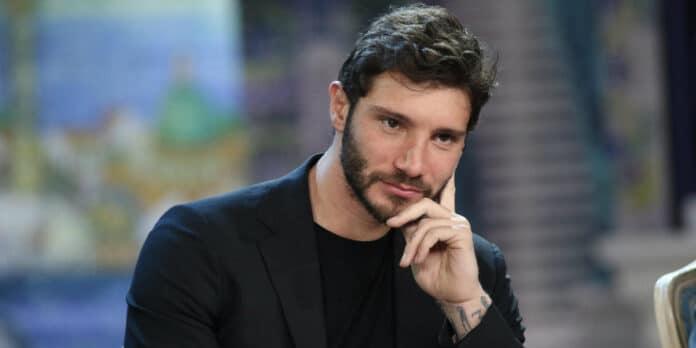 Stefano De Martino su Belen