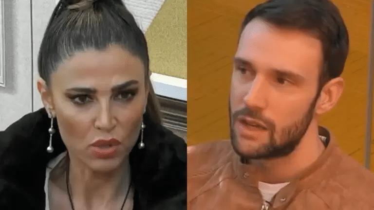 """GF Vip, Cecilia Capriotti insulta Andrea Zenga: """"Non fanno fuori uno che fa pena, ha già avuto due clip sulla sua storia"""" (VIDEO)"""