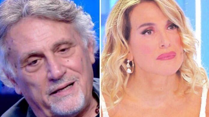 Andrea Roncato contro Barbara D'Urso e GF Vip