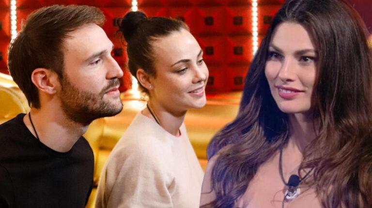 Andrea Zenga e Rosalinda Cannavò ancora lontani: lei in giro con Dayane, lui con gli amici