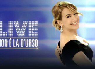 Barbara D'Urso - Live non è la D'Urso