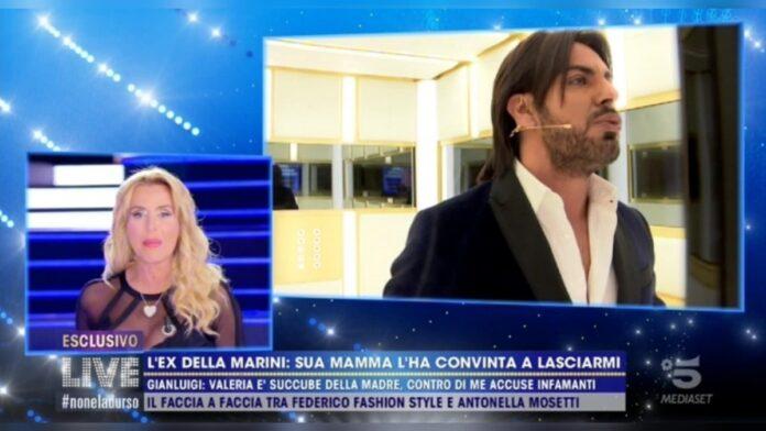 Barbara D'Urso su Valeria Marini e l'ex Gianluigi