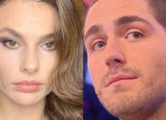 Dayane Mello e Tommaso Zorzi