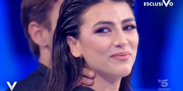 Giulia Salemi a Verissimo