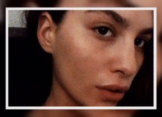 Ludovica Valli senza veli
