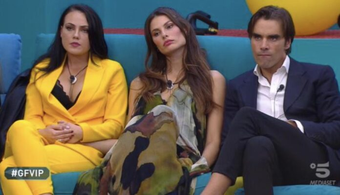 Rosalinda, Dayane e Massimiliano