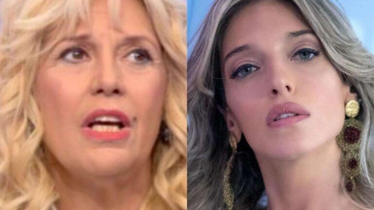 """GF Vip, Guenda Goria sui flirt di Maria Teresa Ruta: """"Mia madre non è una Santa"""""""