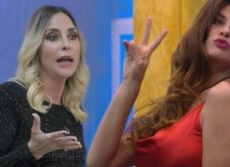 Stefania Orlando e Dayane Mello