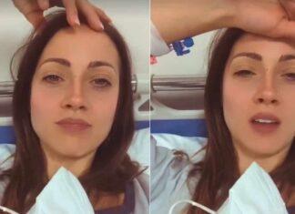 Teresa Cilia ospedale