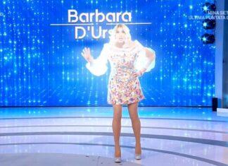 Vincenzo De Lucia su Barbara D'Urso