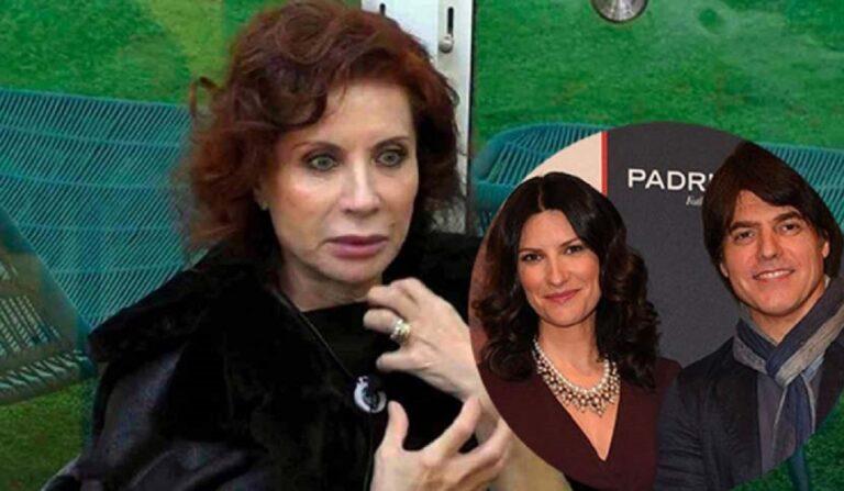 """Laura Pausini denuncia Alda D'Eusanio, che aveva accusato il compagno Paolo di picchiarla: """"Cosa molto grave ed insensata"""" (VIDEO)"""