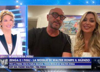 Raluca Rebedea - Walter Zenga