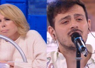 Anna Pettinelli e Leonardo