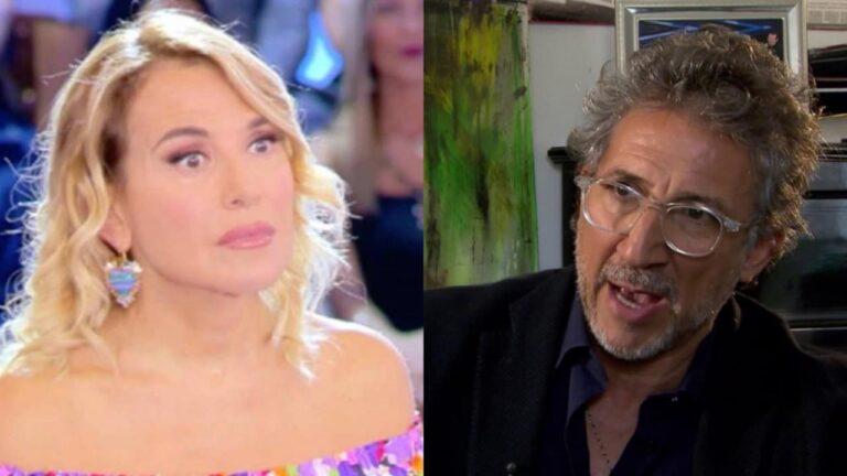 """Chiuso Live di Barbara D'Urso, Lucio Presta esulta: """"Ora bisogna finire il lavoro e chiudere anche Pomeriggio 5"""" (FOTO)"""
