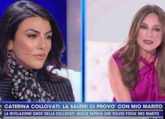 Giulia Salemi a Live non è la D'Urso