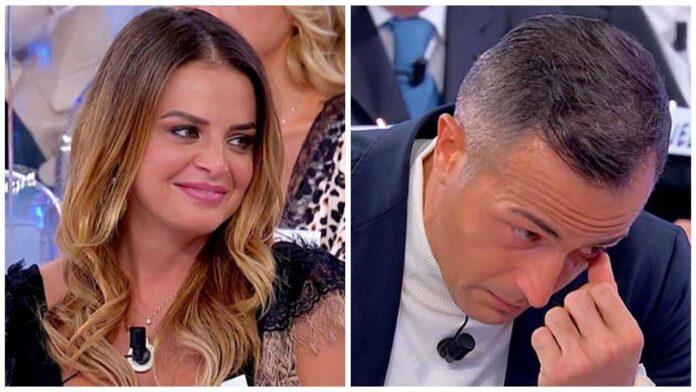 Riccardo e Roberta dopo la scelta