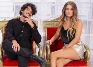Sophie Codegoni e Gianluca De Matteis