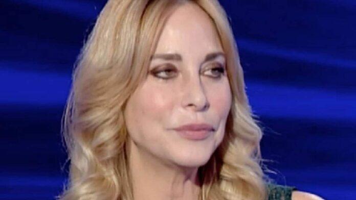 Stefania Orlando e la crisi con il marito