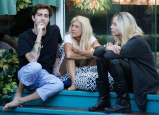 Tommaso, Stefania e Maria Teresa