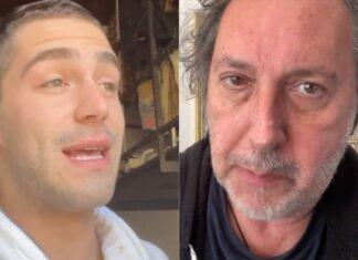 Tommaso Zorzi contro Fulvio Abbate