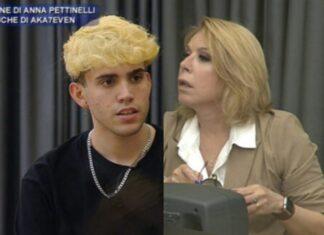 Aka7even e Anna Pettinelli