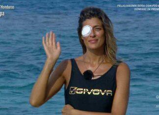 Elisa Isoardi Isola dei famosi