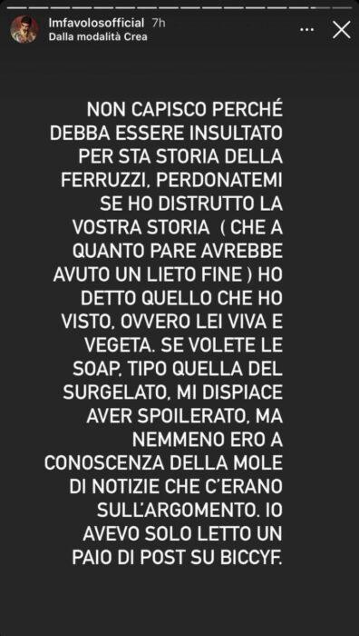 Storia IG di Mario Luigi Favoloso
