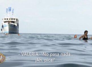 Supervivientes incidenti per Valeria Marini