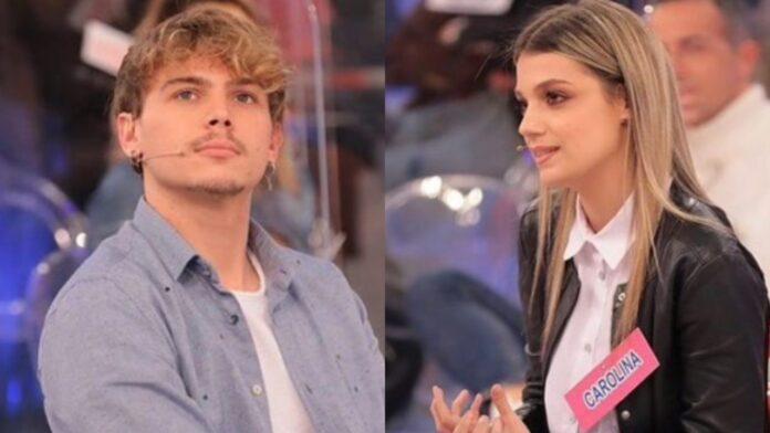 Giacomo e Carolina