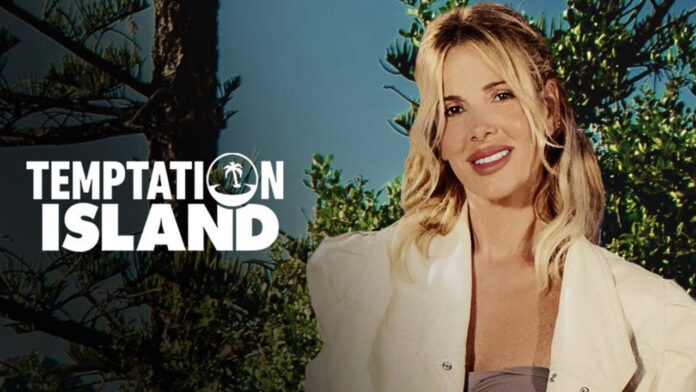Alessia Marcuzzi a Temptation Island
