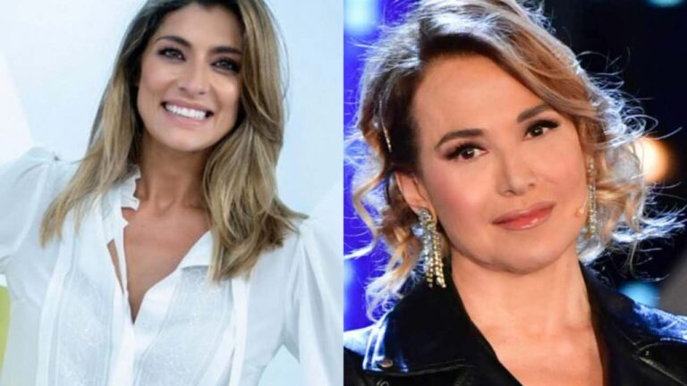 Barbara D'Urso rimpiazzata: Elisa Isoardi nella fascia di Pomeriggio Cinque?